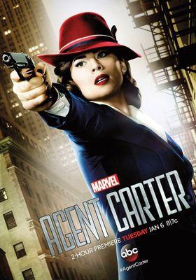 Marvel's Agent Carter Season 1's Poster