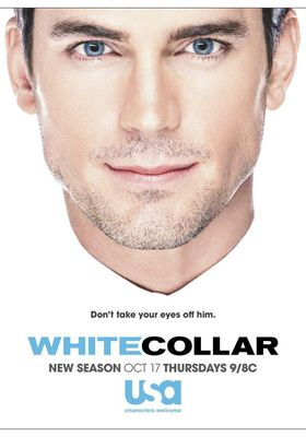 White Collar Season 5's Poster