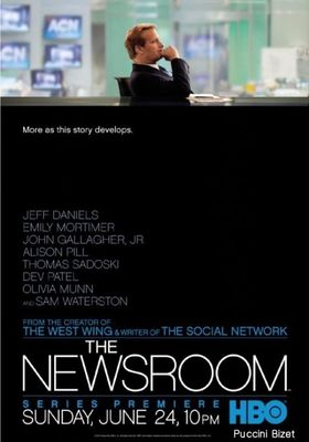The Newsroom Season 1's Poster