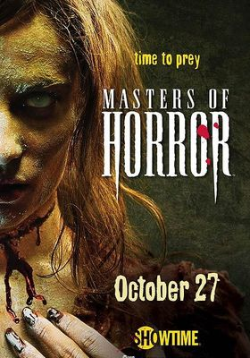 Masters of Horror's Poster