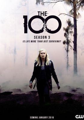 The 100 Season 3's Poster
