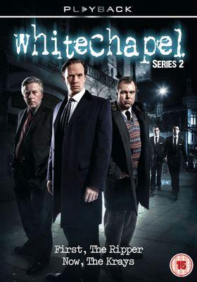 Whitechapel Season 2's Poster