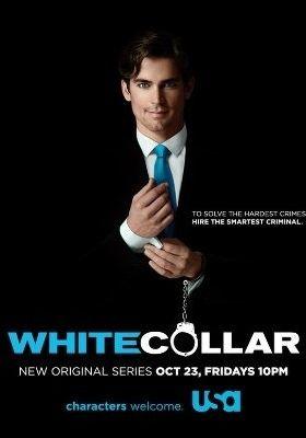 White Collar Season 1's Poster