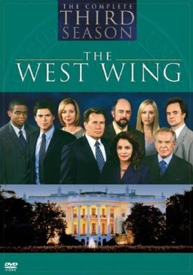 The West Wing Season 3's Poster