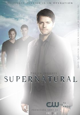 Supernatural Season 7's Poster