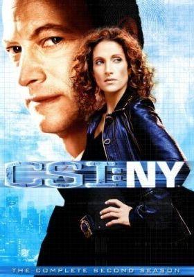 CSI: 뉴욕 시즌 2의 포스터