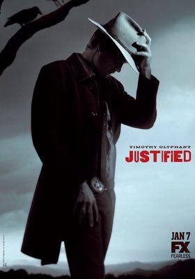 저스티파이드 시즌 5의 포스터