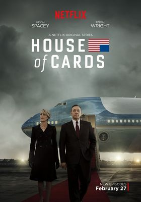House of Cards Season 3's Poster