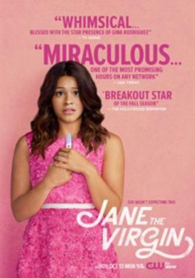 Jane the Virgin Season 1's Poster