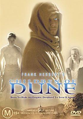 Frank Herbert's Children of Dune's Poster