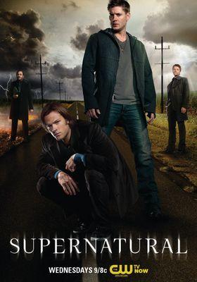 Supernatural Season 8's Poster