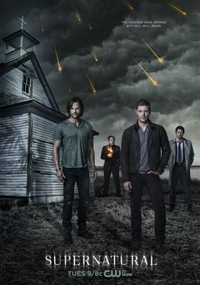 Supernatural Season 9's Poster