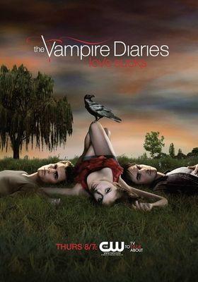 The Vampire Diaries Season 1's Poster