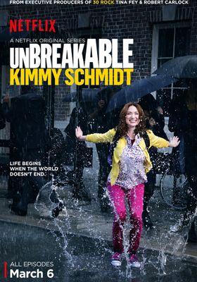 Unbreakable Kimmy Schmidt Season 1's Poster