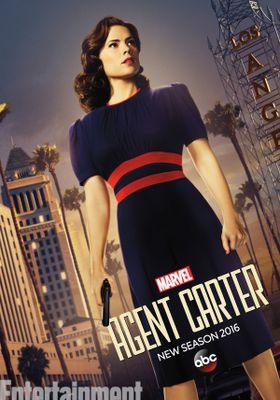Marvel's Agent Carter Season 2's Poster