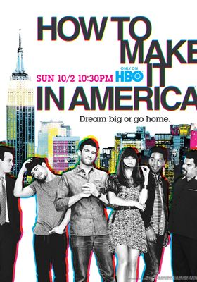 하우 투 메이크 잇 인 아메리카 시즌 2의 포스터