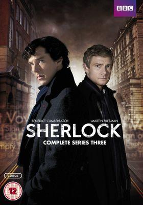 셜록 시즌 3의 포스터