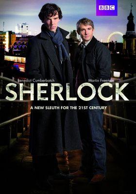 Sherlock Season 1's Poster
