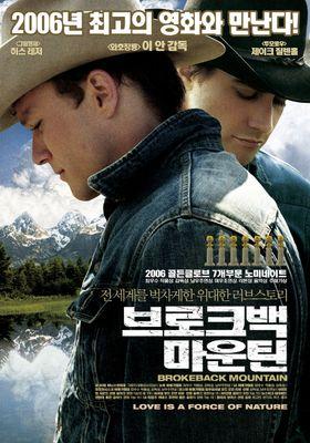Brokeback Mountain's Poster