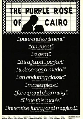 The Purple Rose of Cairo's Poster