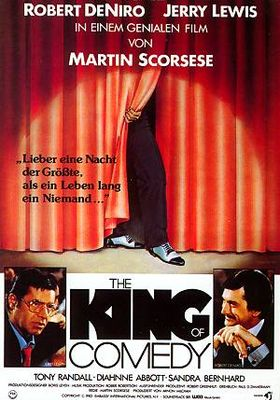 The King of Comedy's Poster