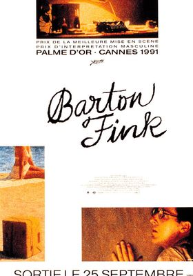 Barton Fink's Poster