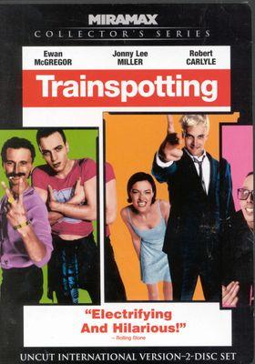 Trainspotting's Poster