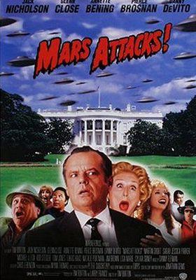 Mars Attacks!'s Poster