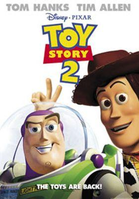 Toy Story 2's Poster