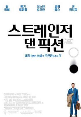 Stranger Than Fiction's Poster