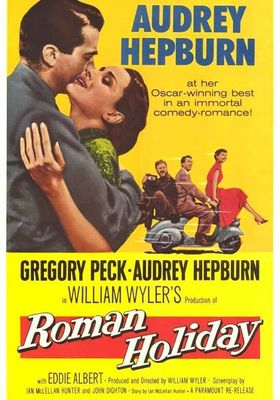 Roman Holiday's Poster