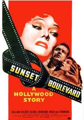 Sunset Boulevard's Poster