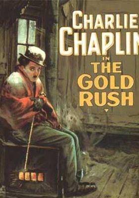 황금광 시대의 포스터
