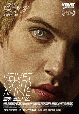 Velvet Goldmine's Poster