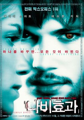 The Butterfly Effect's Poster