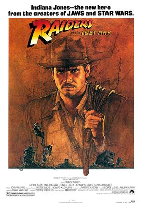 Raiders of the Lost Ark's Poster