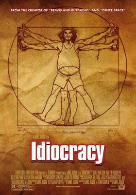 Idiocracy's Poster