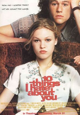 10 Things I Hate About You's Poster