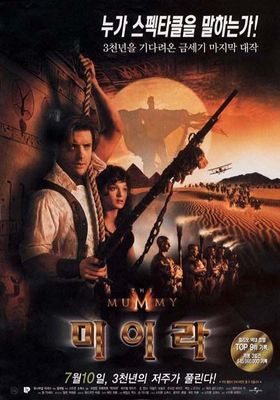 The Mummy's Poster