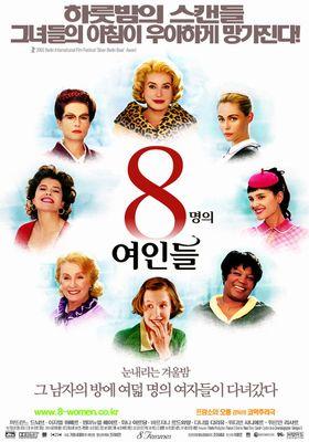 8 Women's Poster