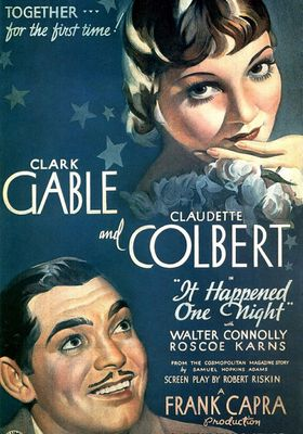 It Happened One Night's Poster