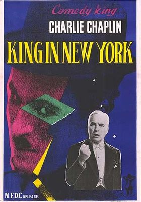 A King in New York's Poster