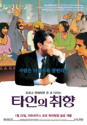 The Taste of Others's Poster