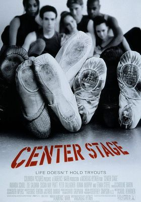 Center Stage's Poster