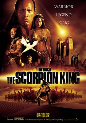 The Scorpion King's Poster