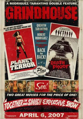 Grindhouse's Poster