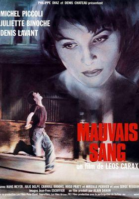 Mauvais Sang's Poster