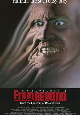 From Beyond's Poster