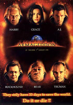 Armageddon's Poster