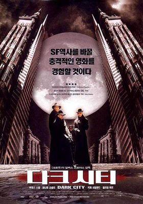 Dark City's Poster